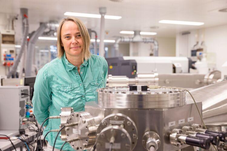 Dr. Maria Schönbächler (2021 Jessberger Award)