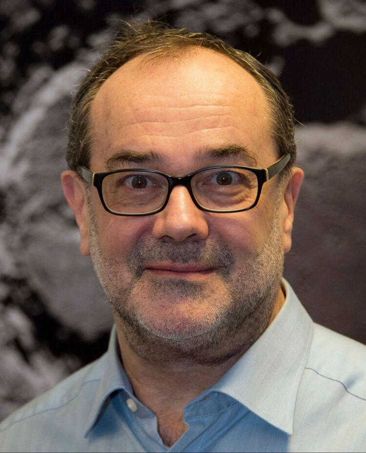 Dr. Christian Koeberl (2021 Service Award)